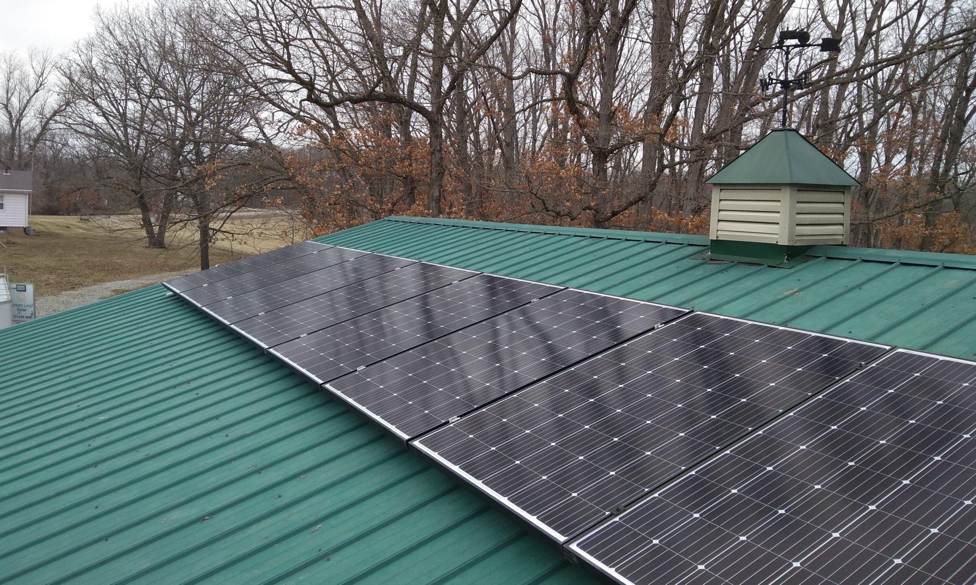 Green Leaf Solar